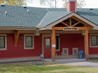 Evergreen and Willow Lodge - Camp Kindle